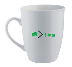Yeşilay - 100. Yıl Temalı Beyaz Kupa - Sohbet
