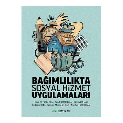 Bağımlılıkta Sosyal Hizmetler Uygulamaları kitabı