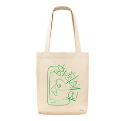Yeşilay - Bez Çanta - Bağımsız Ol Teknoloji Bağımlılığı 2