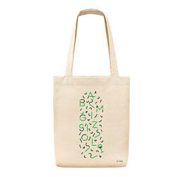Yeşilay - Bağımsız Ol Bez Çanta