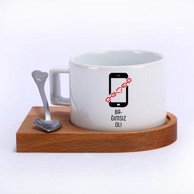 Kahve Fincanı - Bağımsız Ol Teknoloji Bağımlılığı