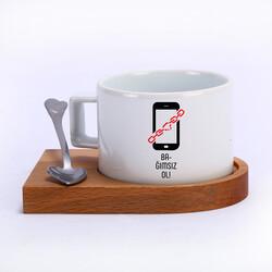 Yeşilay - Kahve Fincanı - Bağımsız Ol Teknoloji Bağımlılığı