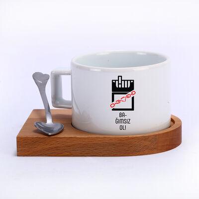 Kahve Fincanı - Bağımsız Ol Tütün Bağımlılığı