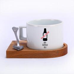 Yeşilay - Kahve Fincanı - Bağımsız Ol Alkol Bağımlılığı