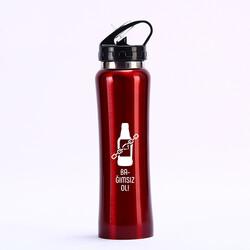 - Kırmızı Matara - Bağımsız Ol Alkol Bağımlılığı