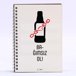 Yeşilay - Öğrenci Defteri - Bağımsız Ol Alkol Bağımlılığı