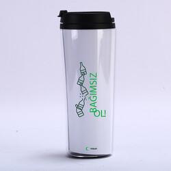 Yeşilay - Termos Bardak - Bağımsız Ol Alkol Bağımlılığı 3
