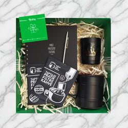 Yeşilay - Bir Parça Siyah Hediye Kutusu