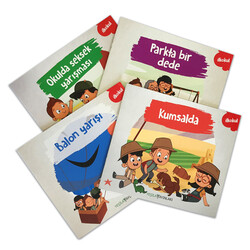 Yeşilay - Çocuk Kitapları - İlkokul Seti