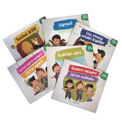 Yeşilay - Çocuk Kitapları - Okul Öncesi Seti