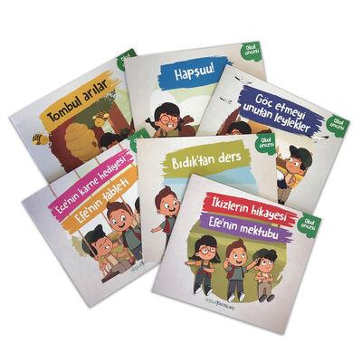 Çocuk Kitapları - Okul Öncesi Seti