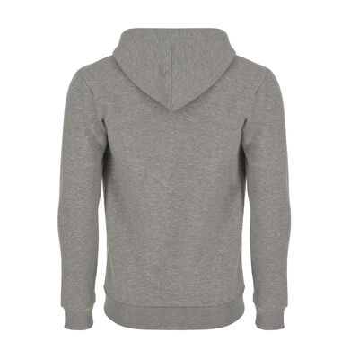 Fermuarlı Kapüşonlu Sweatshirt - Bağımsız Ol