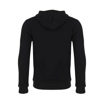 Fermuarlı Kapüşonlu Sweatshirt - Yeter Ki Hayallerin Bitmesin