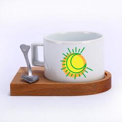 - Kahve Fincanı - Hilal ve Güneş