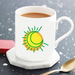 Yeşilay - Kupa Bardak - Hilal ve Güneş