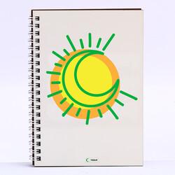 Yeşilay - Öğrenci Defteri - Hilal ve Güneş