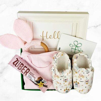 Hoş geldin Bebek Hediye Kutusu - Kız 2