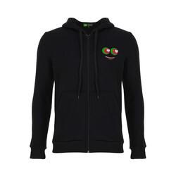 Yeşilay - Kapüşonlu Fermuarlı Sweatshirt - Canım Kendim