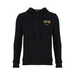 Kapüşonlu Fermuarlı Sweatshirt - Canım Kendim