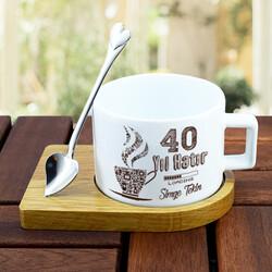 Yeşilay - Kişiye Özel Kahve Fincanı