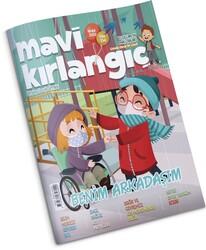 Yeşilay - Mavi Kırlangıç Çocuk Dergisi - Aralık 2020