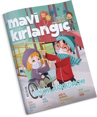 Mavi Kırlangıç Çocuk Dergisi - Aralık 2020