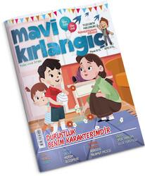 Yeşilay - Mavi Kırlangıç Çocuk Dergisi - Ekim 2020
