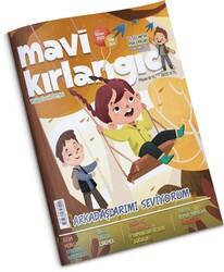 Yeşilay - Mavi Kırlangıç Çocuk Dergisi - Kasım 2020