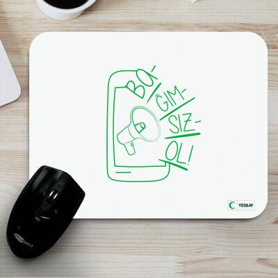 Mousepad - Bağımsız Ol Teknoloji Bağımlılığı 2