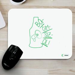 Yeşilay - Mousepad - Bağımsız Ol Alkol Bağımlılığı 2