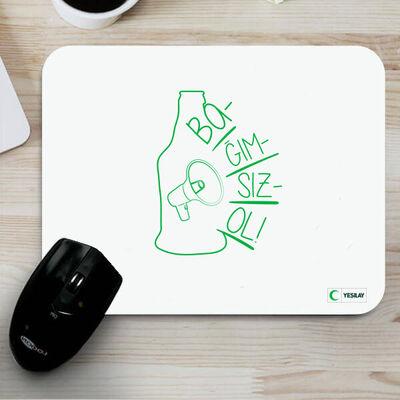 Mousepad - Bağımsız Ol Alkol Bağımlılığı 2