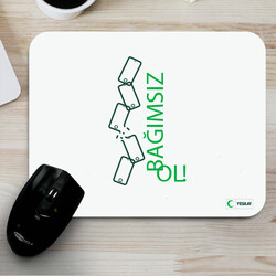 - Mousepad - Bağımsız Ol Teknoloji Bağımlılığı 3