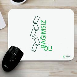 Yeşilay - Mousepad - Bağımsız Ol Teknoloji Bağımlılığı 3