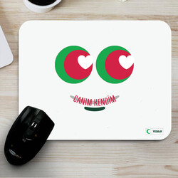 Yeşilay - Mousepad - Canım Kendim 1