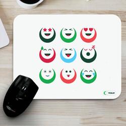 - Mousepad - Gülümsemek