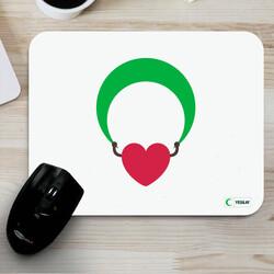 Yeşilay - Mousepad - Hayata Devam 2