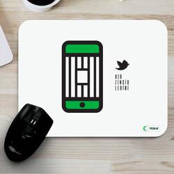 Yeşilay - Mousepad - Kır Zincirlerini 2