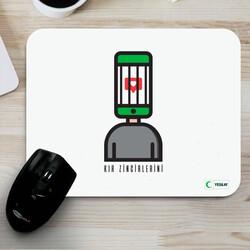 Yeşilay - Mousepad - Kır Zincirlerini 1