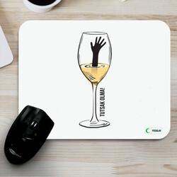 - Mousepad - Tutsak Olma Alkol Bağımlılığı