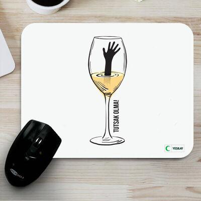 Mousepad - Tutsak Olma Alkol Bağımlılığı