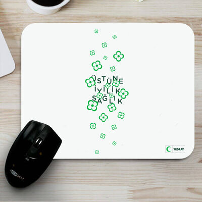 Mousepad - Üstüne İyilik Sağlık 2