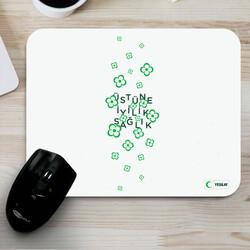 Yeşilay - Mousepad - Üstüne İyilik Sağlık 2