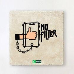 - Taş Bardak Altlığı - No Filter
