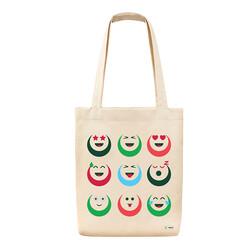 Yeşilay - Bez Çanta - Gülümsemek
