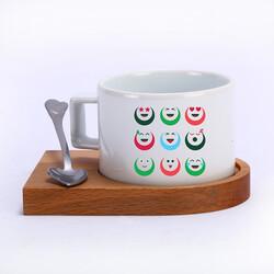 Yeşilay - Kahve Fincanı - Gülümsemek