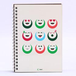 Yeşilay - Öğrenci Defteri - Gülümsemek