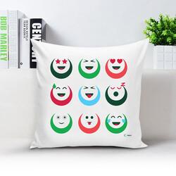 Yeşilay - Yastık - Gülümsemek