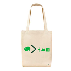 Yeşilay - Bez Çanta - Sohbet