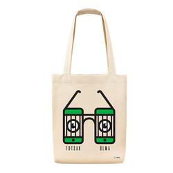 Yeşilay - Bez Çanta - Tutsak Olma Teknoloji Bağımlılığı 4