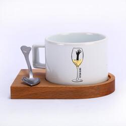 - Kahve Fincanı - Tutsak Olma Alkol Bağımlılığı